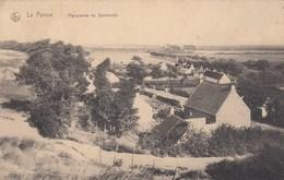 DE PANNE / ZICHT IN DE DUINHOEK - De Panne