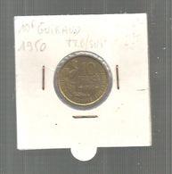 Monnaie , 10 Francs ,1950 , GUIRAUD , 2 Scans - France
