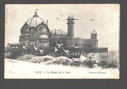 Nice - Le Palais De La Jetée - 1909 - Monuments, édifices