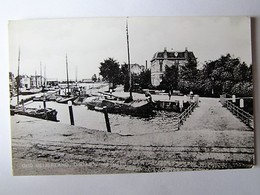 NEDERLAND - ZUID-HOLLAND - OUD-BEIJERLAND - Oostkade Met Haven - Other