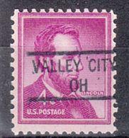 USA Precancel Vorausentwertung Preo, Locals Ohio, Valley City 841 - Vereinigte Staaten