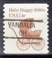 USA Precancel Vorausentwertung Preo, Locals Ohio, Vandalia 841 - Vereinigte Staaten