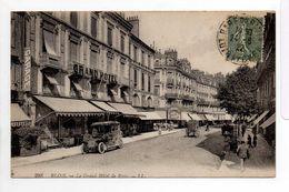 - CPA BLOIS (41) - Le Grand Hôtel De Blois 1922 - Editions Lévy 298 - - Blois