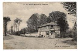27 EURE - FOLLEVILLE Les Quatre Routes - France