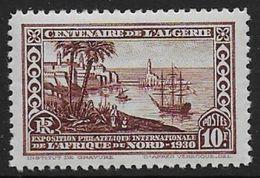 ALGERIE - N° 100a *  - Cote : 22 € - Ungebraucht