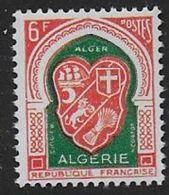 ALGERIE - N° 353 * *  - Cote : 46 € - Algerien (1924-1962)