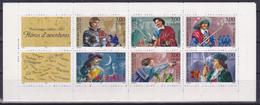 Carnet Neuf** Non Plié De 6 T.-P. Lancelot Pardaillan D'Artagnan Cyrano Fracasse Le Bossu - BC3121 (Yvert) - France 1997 - Booklets