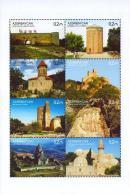 Azerbaijan New Issued Stamps 2017 . Architecture Big Size - Azerbaïjan