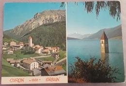 Curon - Graun - 122-2 - Viaggiata 1972 - (2320) - Altre Città