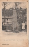 76 - SAINT MARTIN DU VIVIER - Le Monument - France