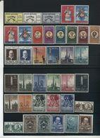 Pontificato Completo Giovanni XXIII Tutte Serie Complete Nuove (**) - Collezioni