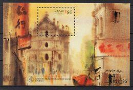 MACAO  Timbre Neuf ** De 1997   ( Ref 5114 ) - Blocs-feuillets