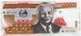 LAOS BILLET DE 20000 KIP DE 2002 - Laos
