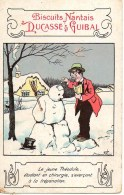 Illustrateur Benjamin RABIER Publicité Pour Le Biscuit Nantais Ducasse & Guibal - Rabier, B.