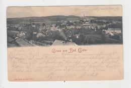 GRUSS AUS BAD ELSTER 1900 - Bad Elster