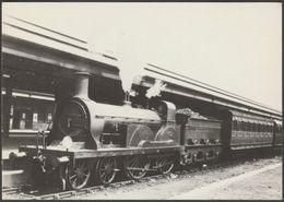 Southern Railway 4-4-0 No 211 - J Arthur Dixon Collectacard Postcard - Trains