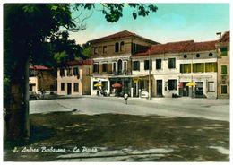 SAN BIAGIO DI CALLALTA S. ANDREA BARBARANA DISTRIBUTORE AGIP - Treviso