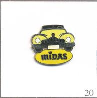 Pin's - Automobile - Equipementier / Midas - Voiture Américaine N° 01. Est. A.B (Arthus Bertrand). Zamac Fin. T583-20 - Honda