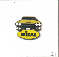 Pin's - Automobile - Equipementier / Midas - Voiture Américaine N° 02. Est. A.B (Arthus Bertrand). Zamac Fin. T583-21 - Honda