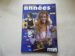 DALIDA MICHEL POLNAREFF VOIR PHOTO... ANCIEN MAGAZINE...REGARDEZ MES VENTES ! J'EN AI D'AUTRES - Magazines: Abonnements