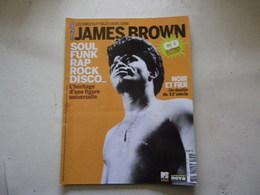 JAMES BROWN VOIR PHOTO... ANCIEN MAGAZINE SANS CD...REGARDEZ MES VENTES ! J'EN AI D'AUTRES - Magazines: Abonnements
