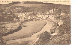 La-Roche-en-Ardenne - CPA - Panorama Vu De La Route De Houffalize - La-Roche-en-Ardenne