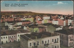 La Place De Commerce, Varna, C.1920 - Blaskoff CPA - Bulgaria