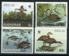 BAHAMAS ( POSTE ) Y&T N°  659/662  TIMBRES  NEUFS  SANS  TRACE  DE  CHARNIERE , A  VOIR . - Bahamas (1973-...)