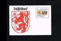 1990 - GDR Prepaid Card - Postal Stationary - Exhibitions - Philatelic Exhibition - Düsseldorf 90 [HC053] - [6] Oost-Duitsland