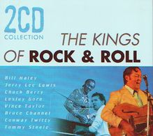 The KINGS OF ROCK & ROLL - 2 CD - Bill HALEY - Jerry Lee LEWIS - Chuck BERRY - Vince TAYLOR - Conway TWITTY - Rock
