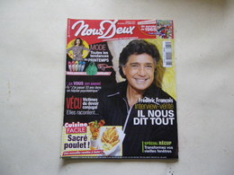FREDERIC FRANCOIS Frédéric François VOIR PHOTO... ANCIEN MAGAZINE...REGARDEZ MES VENTES ! J'EN AI D'AUTRES - Magazines: Abonnements