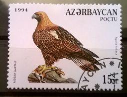 FRANCOBOLLI STAMPS AZERBAIJAN 1994 SERIE FALCHI - Azerbaijan