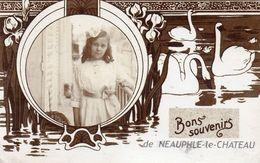 85 Neauphle Le Chateau Bons Souvenirs - France