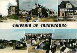 57* SARREBOURG  Multivues  CPSM (10x15cm)    MA71-0857 - Sarrebourg