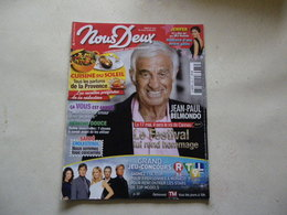 JEAN-PAUL BELMONDO VOIR PHOTO... ANCIEN MAGAZINE...REGARDEZ MES VENTES ! J'EN AI D'AUTRES - Magazines: Abonnements
