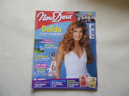 DALIDA VOIR PHOTO... ANCIEN MAGAZINE...REGARDEZ MES VENTES ! J'EN AI D'AUTRES - Magazines: Subscriptions