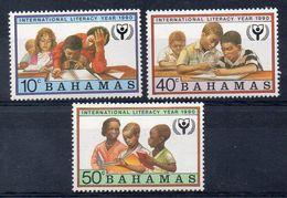 BAHAMAS  Timbres Neufs ** De  1990 ( Ref 5128 )  Littérature - Bahamas (1973-...)