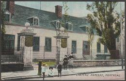 Chateau Ramezay, Montreal, C.1905-10 - European Post Card Co CPA - Montreal