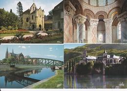 LOT De Plus De 800 Cartes CPSM, CPM Et CPA Sur La Religion (Eglises, Cathédrales, ...) //  TBE - Postcards