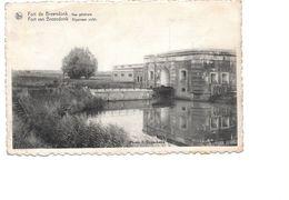Fort Van Breendonk, Algemeen Zicht, Foto Droesbeke, Met Uitleg En Postzegel Achteraan. - Willebroek