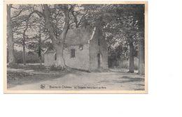 Braine Le Château, La Chapelle Notre-Dame-au-Bois (1697), Kaart Van 1939 - Braine-le-Château