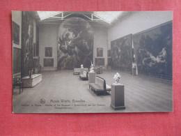 BRUXELLES - Brüssel > Musée Wiertz ---- Ref  2877 - Museums