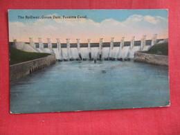 Panama  Spillway   Gatun Dam - -Ref  2877 - Panama