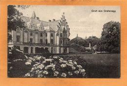Gruss Aus Grafenegg 1910 Postcard - Autriche