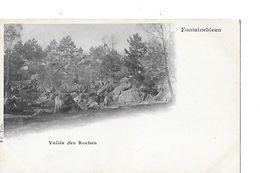 10 Cpa Précurseurs1901/02.Forêt Fontainebleau : Vallée Des Roches, Bouligny,Lucifer,Plutus,qui Tremble Ou Pleure.. - Fontainebleau