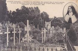 Lisieux Cimetiere Des Carmelites - Lisieux