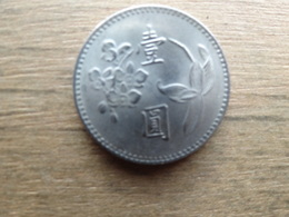 Taiwan  1  Yuan  1975  Y 536 - Taiwan