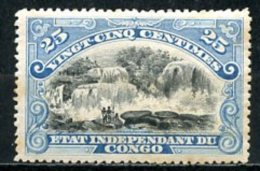 Congo Belge   22   X   ---   Faibles Rousseurs  --  1ère Charnière  --  TTB - Congo Belge