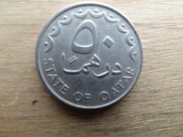 Qatar  50  Dirhams  1993  Km 5 - Qatar