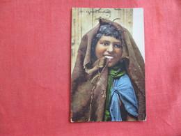 La Petite Mendiante-Ref  2877 - Tunisie